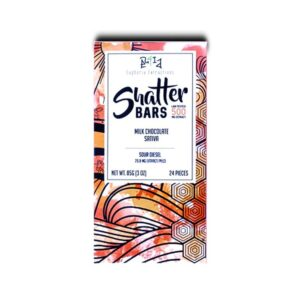 1520468799 Milk Chocolate Sativa 500mg Shatter Bar