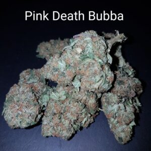 87561312 Pink Death Bubba